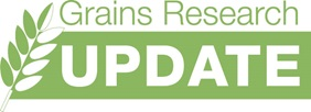 Grains Research Update Logo